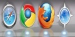safari chrome firefox camino