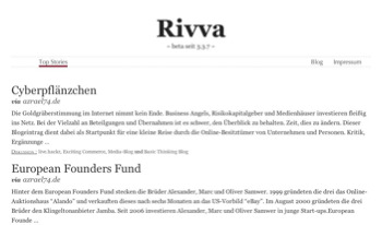 screenshot rivva