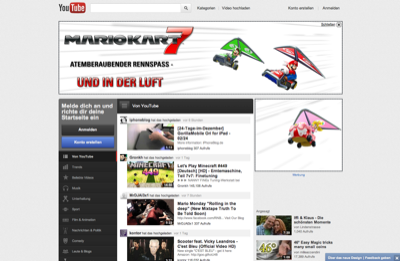 youtube neu
