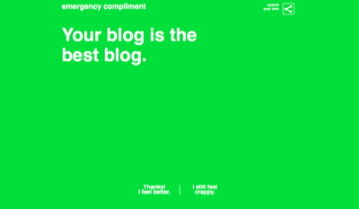 Your blog is the best blog