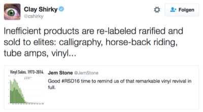 calligraphy, horse-back riding, tube amps, vinyl...