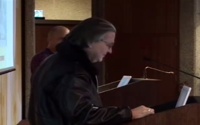 video: Bruce Sterling: Spimes and the future of artifacts