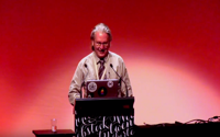 video:  Bruce Sterling: What a feeling!