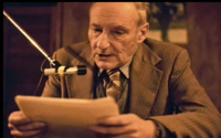 video: Class On Creative Reading - William S. Burroughs