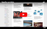 video: feedly quickie