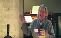 video: Bruce Sterling: Augmented Ubiquity
