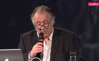 video: re:publica 2014 - Peter Weibel: Infosphäre und Exo-Evolution