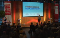 Pointing Science: Digitale Wirtschaft