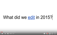video: Wikipedia Edit2015