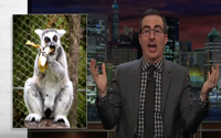 video: John Oliver: Donald Trump