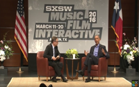 video: SXSW Barack Obama Keynote Conversation