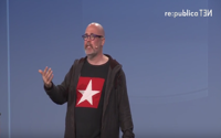 re:publica 2016 - Mark Surman: Empire and Communications