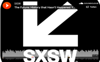video: SXSW Bruce Sterling: History that Hasn't Happened Yet
