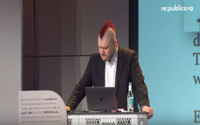 video: re:publica 2019 - Sascha Lobo: Rede zur Lage der Nation