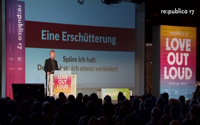 video: re:publica 2017 - Sascha Lobo: Rede zur Lage der Nation