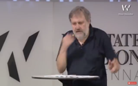 video: Slavoj Zizek - The Courage of Hopelessness