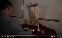 video: Google Shrine - Pray to Boost Your Website Ranking