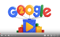 video: Google's 20th Birthday