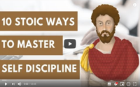 video: How To Build Self Discipline by Marcus Aurelius