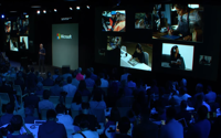 video: Microsoft Event in New York City