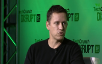 TC Disrupt SF: Peter Thiel