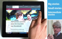 Introducing the Guardian iPad edition