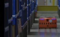 A Day in the Life of a Kiva Robot