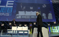 video: LeWeb 2011 - Le Meur vs. Lagerfeld