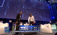 video: LeWeb 2011 - Le Meur vs. McCue