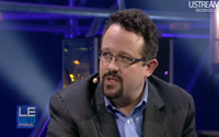 video: LeWeb 2011 - Le Meur vs. Libin