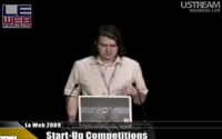 video: Start-up Competitions Session 1: FriendBinder, Stribe, TigerLilly, Task.ly
