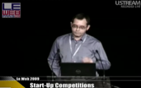 video: Start-up Competitions Session 2: CloudSplit, Sokoz, Storific, Shutl
