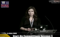 video: Start-up Competitions Session 3: Kukunu, Get In, RunKeeper, liqPay