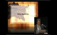 First Third of Mike Masnick keynote presentation
