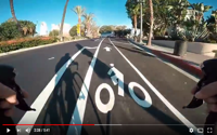 video: Cycling Los Angeles: A First Look at the Downtown Protected Bike Lanes