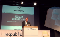 video: re:publica 2013 - Sascha Lobo