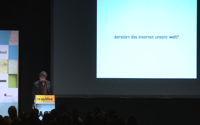 video: re:publica 2012 - Felix Schwenzel: Soylent Green, äh, the Internet is people