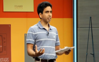 Sal Khan at Gel 2010