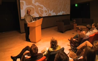 video: Bruce Sterling - A+E Conference 2011
