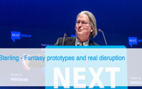 video: Bruce Sterling: Fantasy Prototypes