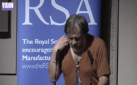 video: Slavoj Zizek - First as Tragedy, Then as Farce