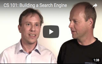 video: CS 101 - Building a Search Engine